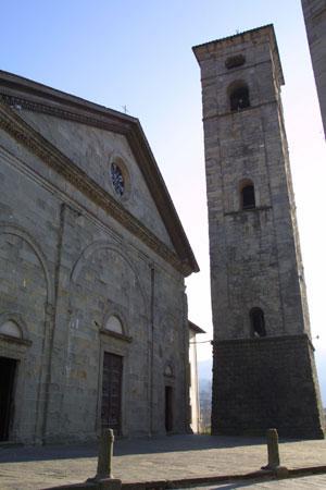Il duomo di Castelnuovo