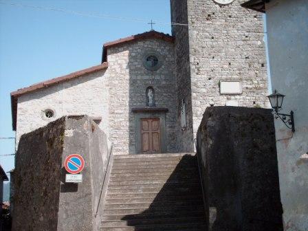 La chiesa dei Santi Quirico e Giulitta
